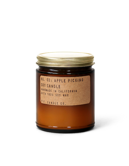 NO.02 Apple Picking Candle