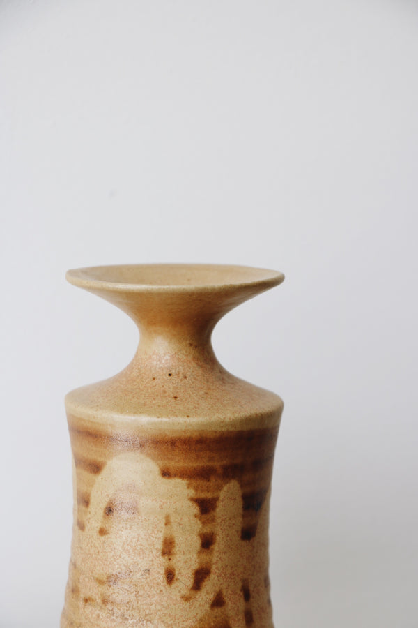 FOUND. 'Silas' Ceramic Vase