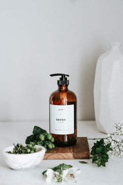 Cypress + Petit Grain hand soap