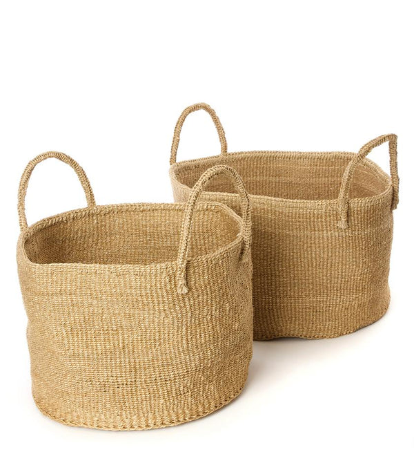 Palmer Basket - Natural - Large