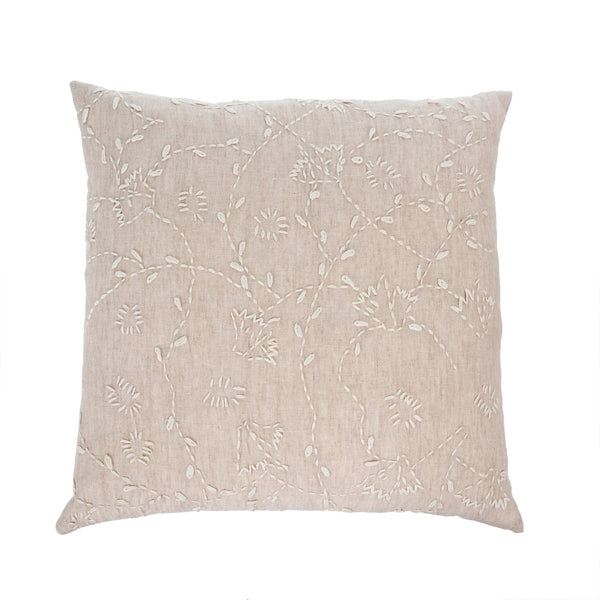 Linen Vines Cushion