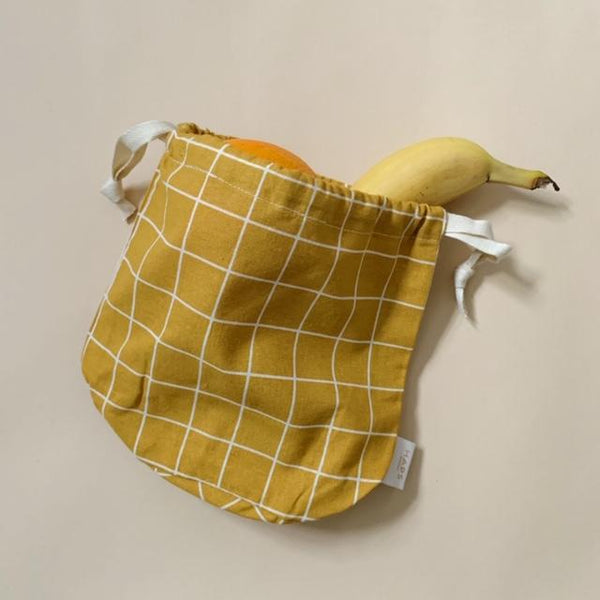 Multi bag small - Mustard