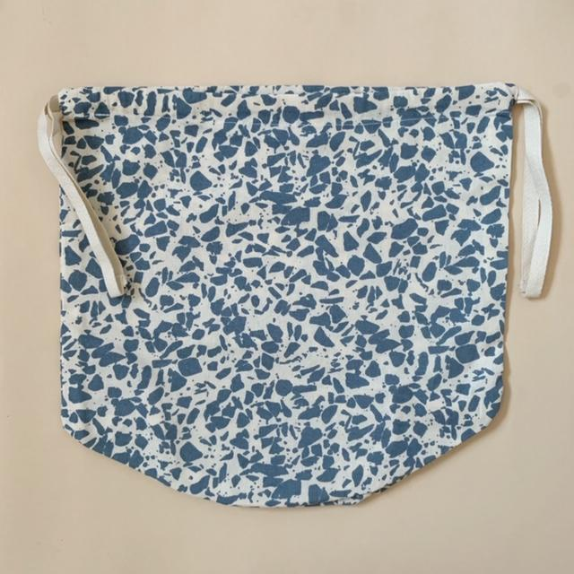 Haps Multi bag big in Ocean. Canadian Retailer for Haps Nordic. Reusable. Produce Bag. Travel Bag.