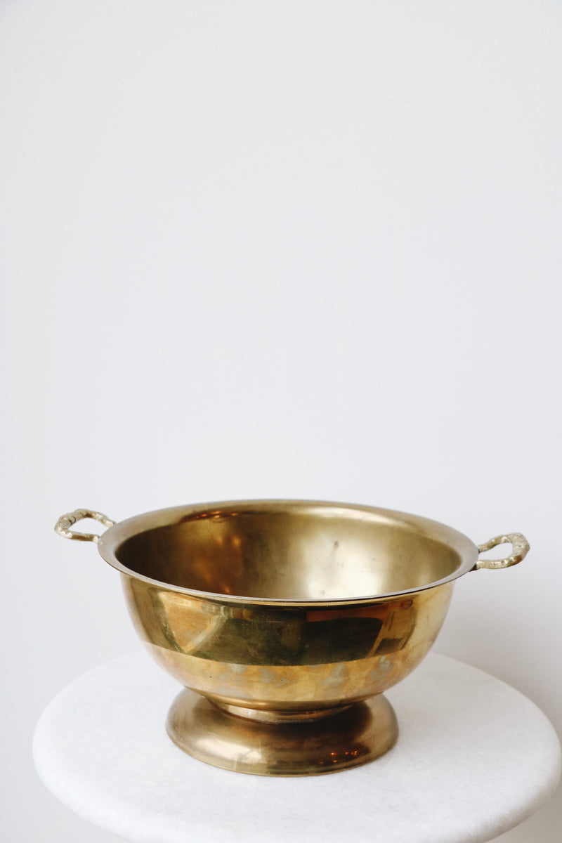 FOUND. 'Orion' Brass Bowl