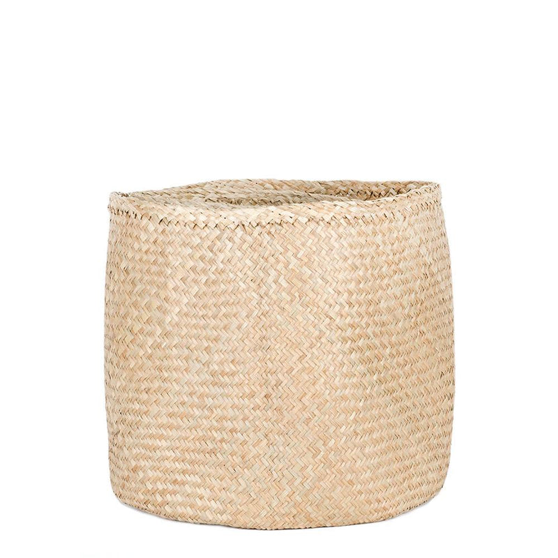 Woven Floor Basket - Medium