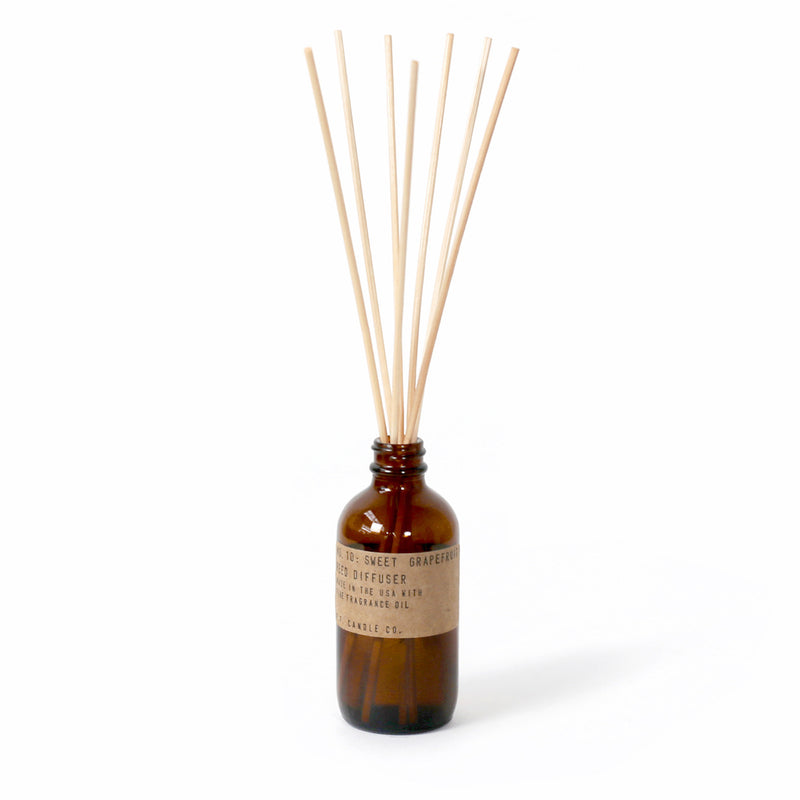 NO.10: Sweet Grapefruit Reed Diffuser