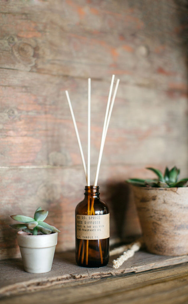 NO.05: Spruce Reed Diffuser