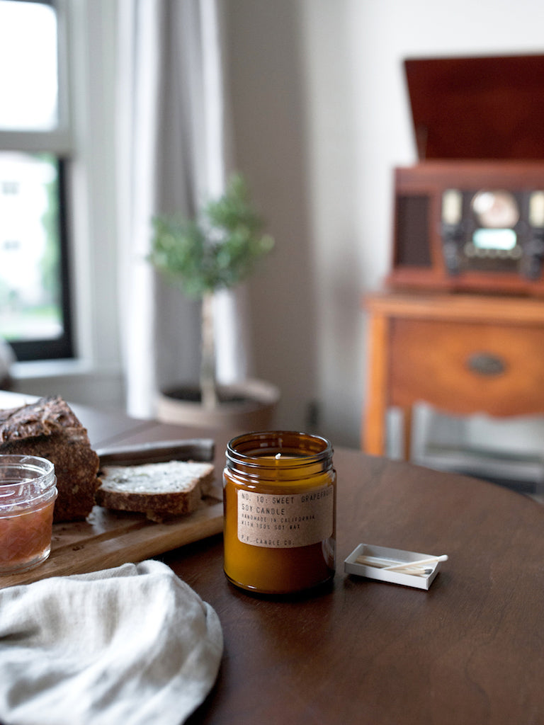 NO.10: Sweet Grapefruit Candle