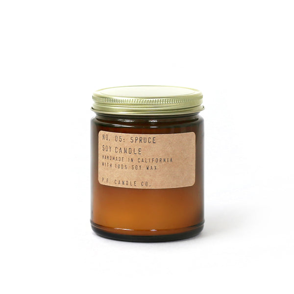 NO.05: Spruce Candle