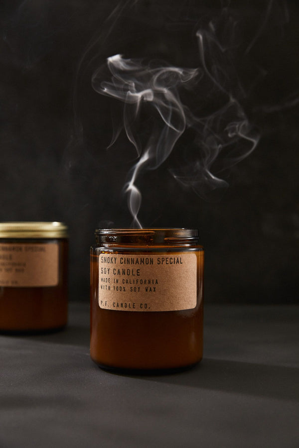 Smoky Cinnamon Special 7.2 oz Soy Candle