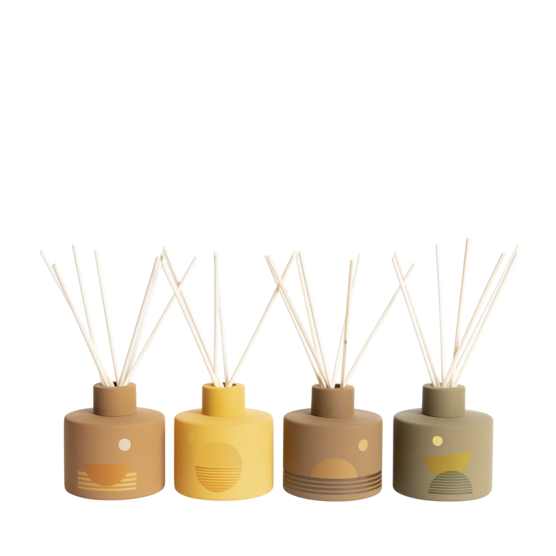 Golden Hour - 3.75 oz reed diffuser