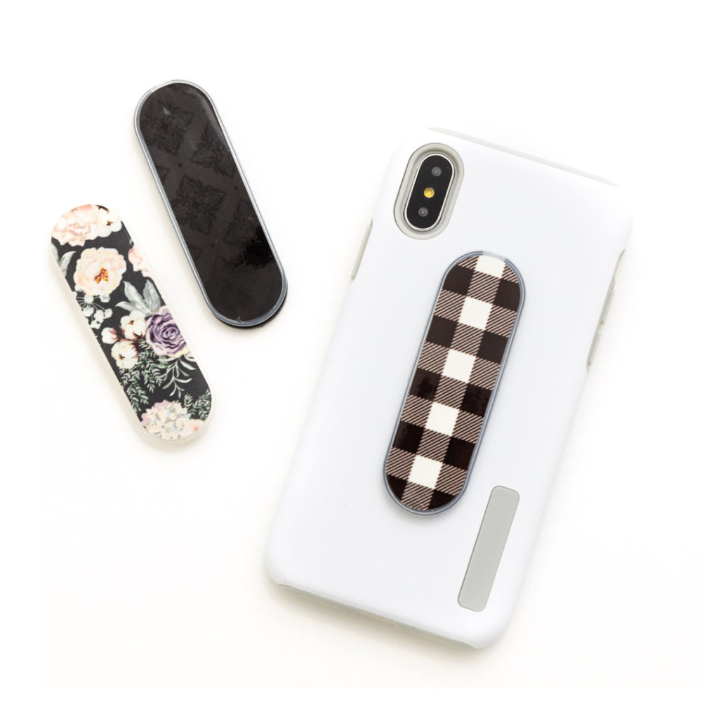 The Isabelle Interchangeable 3 Pack (1 Base + 3 Loops) | Phone Grip and Kickstand