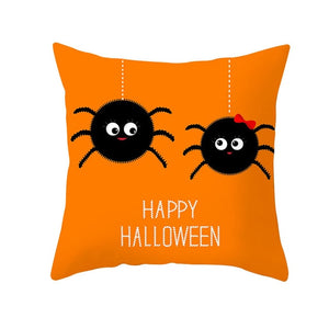 Pillow/Cushion Covers for Halloween with Bats, Owls and More