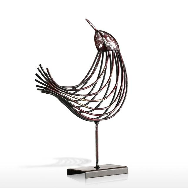 Contemporary Wire Birds