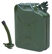 Jerry Can Metal with Metal Filler Neck 20L