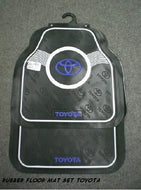 Floor Mat Set for Toyota 5Pcs