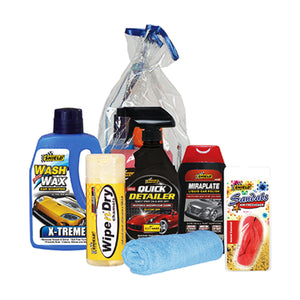 Shield Car Care Value Pack (6 piece)