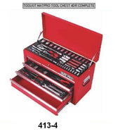Matpro ToolBox Complete 4 Drawers 86 pieces