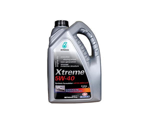 Engen Xtreme RF 5W40 Synthetic Engine Oil 5L SM/CF