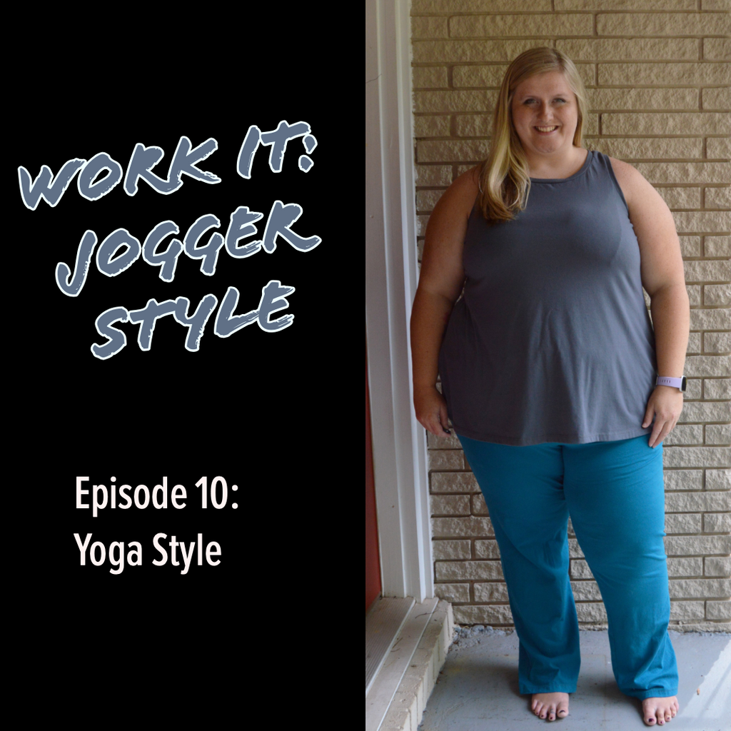Work It: 12 Months, 1 Pattern, No Repeats! Episode 10: Yoga Style by Stephanie Troemel