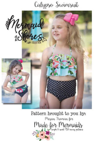Made for Mermaids Calypso Swimsuit