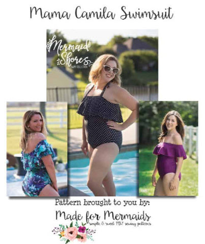 Made for Mermaids Mama Camila Swimsuit