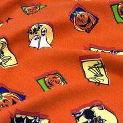 Cotton Spandex Halloween - Characters