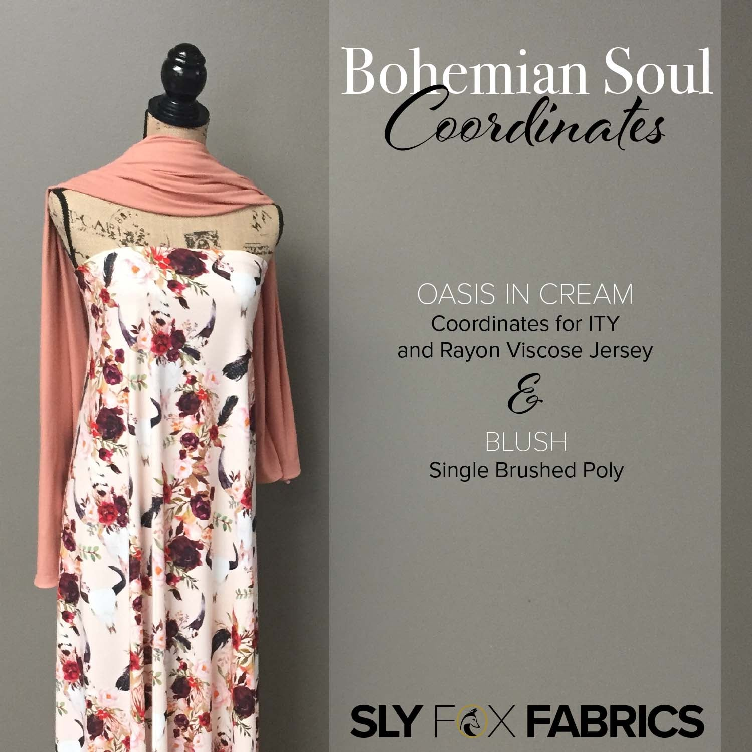 Bohemian Soul ITY - Oasis in Cream