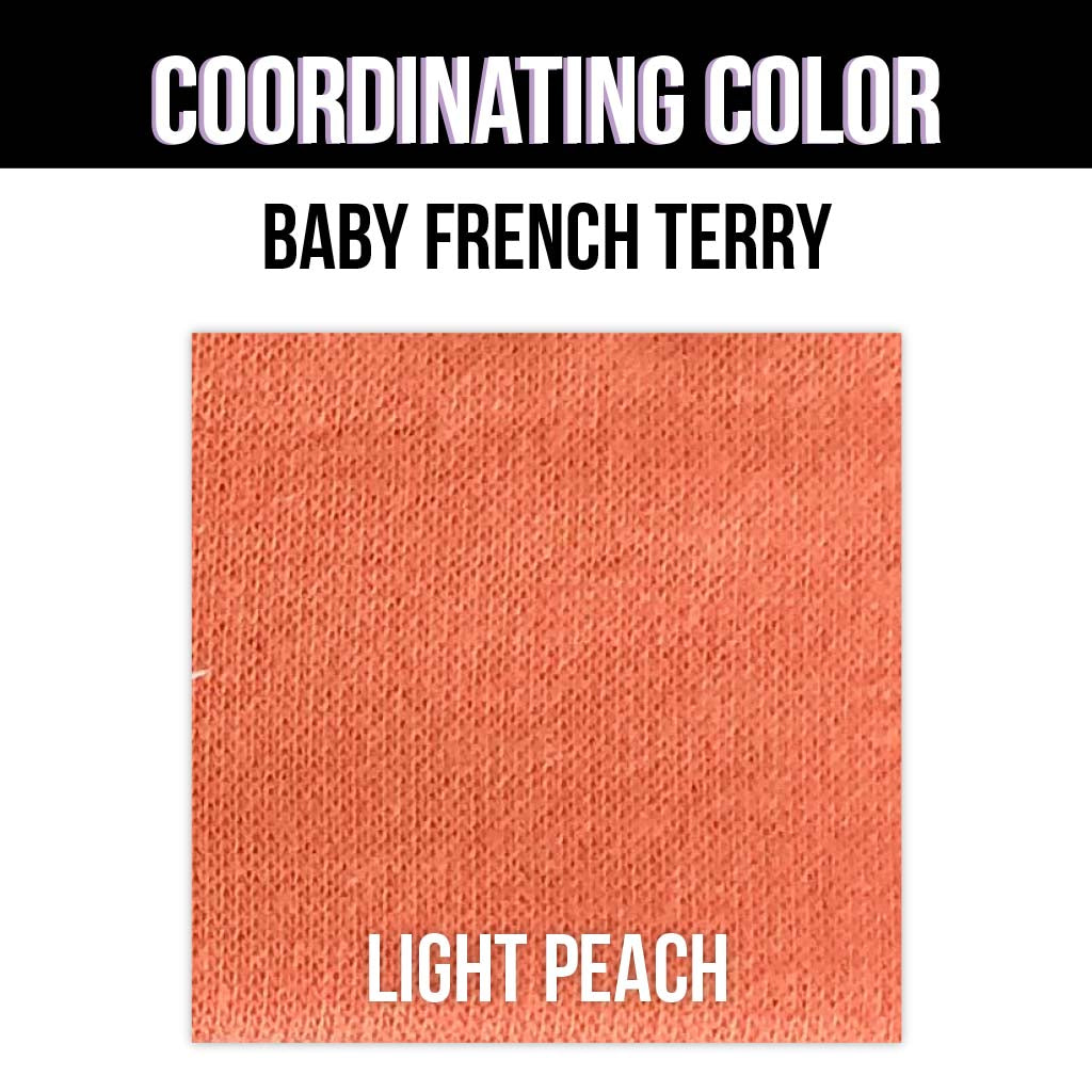 Baby French Terry Solid - Dark Mocha