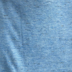 Cotton Jersey (Flecked) - Sky Blue