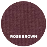 Natural Fabric: Tencel Lyocell Cotton Spandex Jersey - Rose Brown