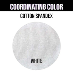 Cotton Spandex Solid - Aquamarine