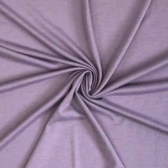 Baby French Terry Solid - Dusty Lavender
