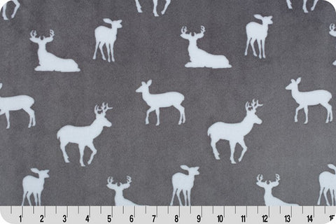 Shannon Premier Deer To Me Cuddle® Graphite