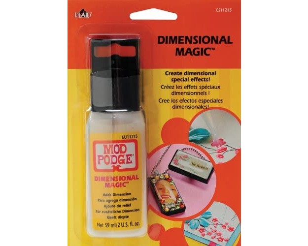Mod Podge Dimensional Magic 2oz