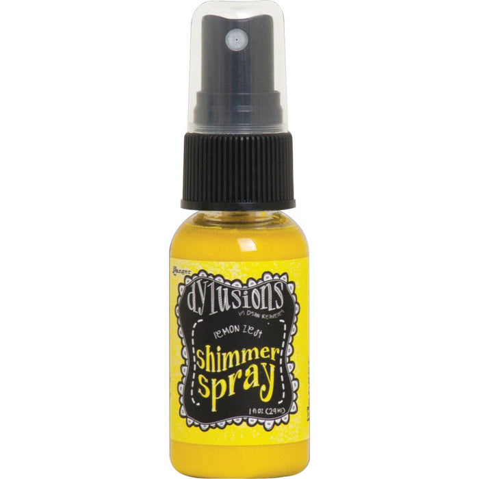 Dylusions Shimmer Sprays 1oz (24 Colors)