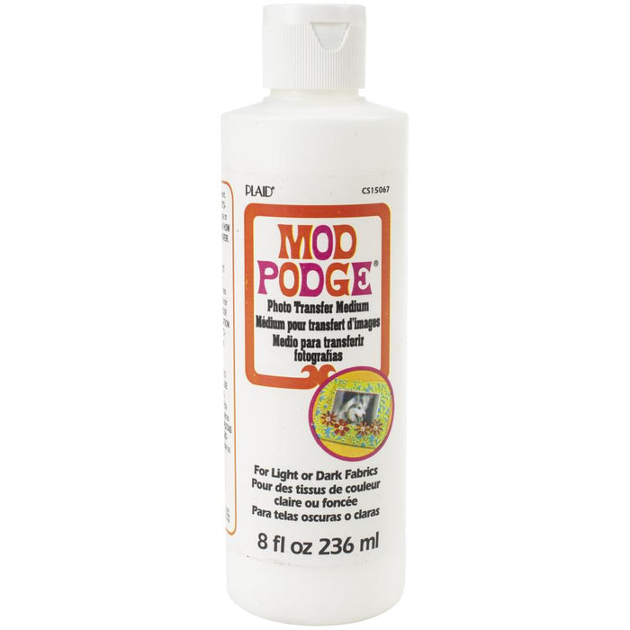 Mod Podge Photo Transfer Medium 8oz