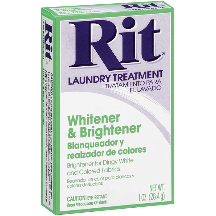 Rit® Dye Whitener & Brightener 1oz
