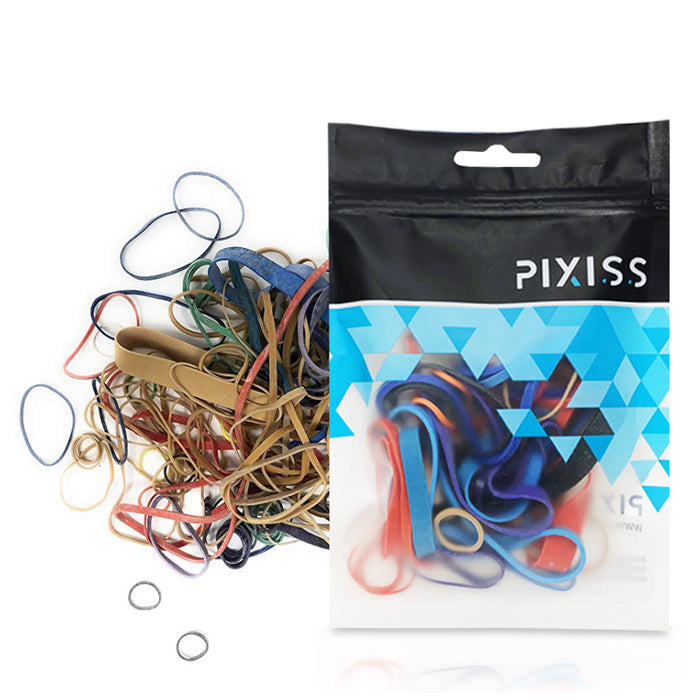 Pixiss Rubber Band Pack; 1oz.