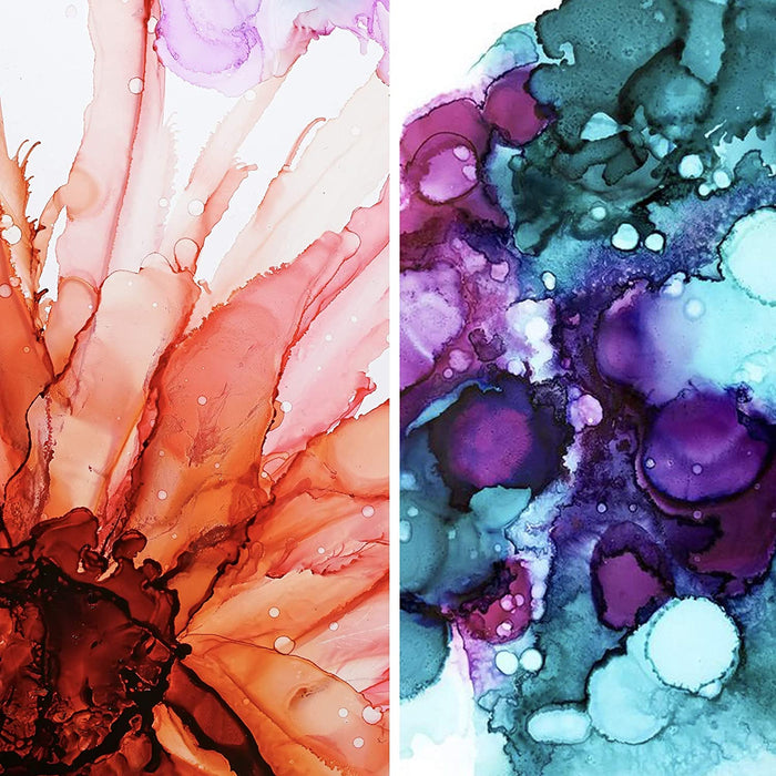 Pixiss Alcohol Ink; 25 colors