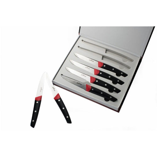 Sequoia Blade Home Edition: Premium Economy Steak Knife (Set of 6)