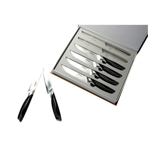 Sequoia Blade Home Edition: Elite Steak Knife (Set of 6)