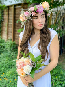 Grande Flower Crown