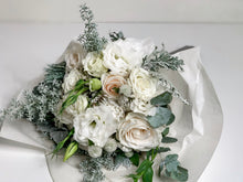 White Christmas Bouquet
