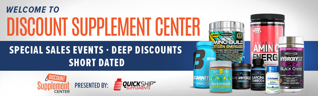 Discount Supplement Center