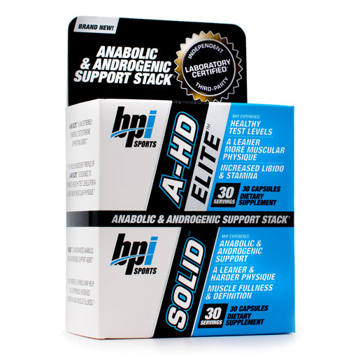 BPI Sports A HD Elite Solid Combo