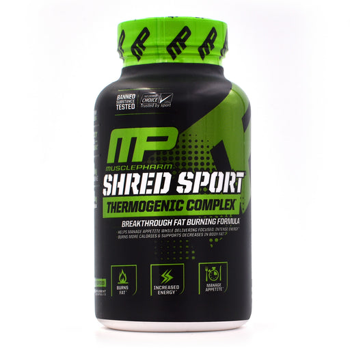 MusclePharm Shred Sport