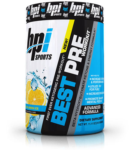 BPI Sports Best Pre Workout