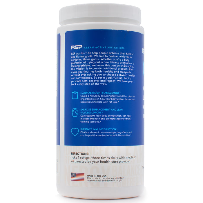 RSP Nutrition CLA