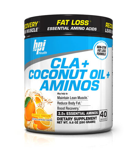 BPI Sports CLA Plus Coconut Oil Plus Aminos